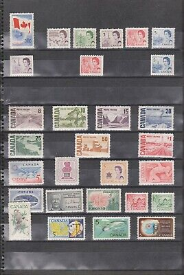 Canada Mint 1967-1969,Year Sets MNH ( 2 Scans )