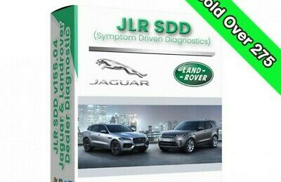 🔔 NEW 2020 JLR IDS SDD v159 SOFTWARE Jaguar Land Rover Range Dealer Diagnostic