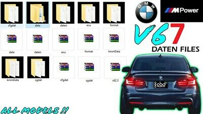 🔔 2020 BMW SP DATENS PSdZ Data 65 V66 V67 NCS Expert BMW Coding Software Update
