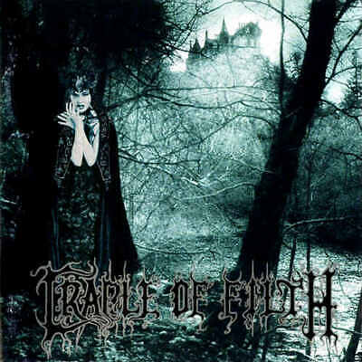 Cradle Of Filth - Dusk ... And Her Embrace - Cd Sigillato 2006 Jewelcase
