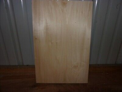 """1 Pc Basswood Lumber Wood Air Dried Board 2 1/8"""" Thick Lot 765A Block Blank Wide"""