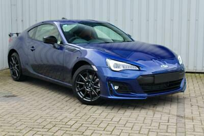 Subaru BRZ SE LUX Limited Edition Manual in Lapis Blue Unregistered