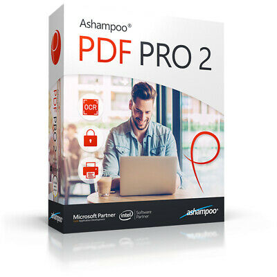 🔔 Ashampoo PDF Pro v2.0.2 The best editor to edit, convert merge and create PDF