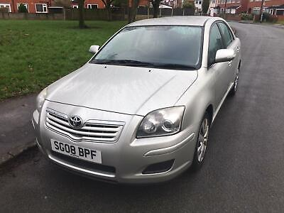 Toyota Avensis 2.0 D4D Diesel 6 speed Very good car, Great MPG, 2 owners