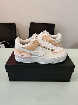 NIKE AIR FORCE 1 Shadow SE Spruce Aura US W8 EU 39 Neu ...