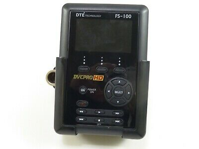 DTE DVCPro HD FS-100 in Excellent working Condition
