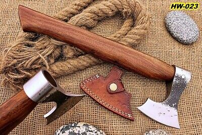 Hunting Wood Axe Carbon Steel