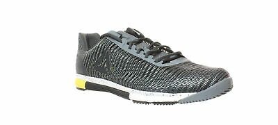 Reebok Mens Speed Tr Flexweave Gray Cross Training Shoes Size 11.5