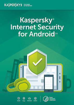 Kaspersky Internet Security 1 Device 1 Year GLOBAL for Android [ Mobile,Tablet ]