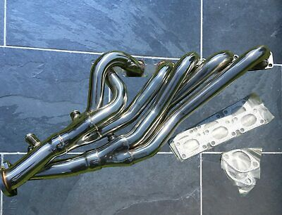 BMW E46 2.5, 2.8, 3.0 Tubular Stainless Exhaust Manifold 01-06, RHD only