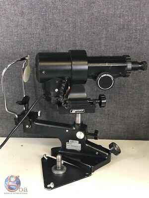 Marco Tabletop Keratometer II 2 Ophthalmometer