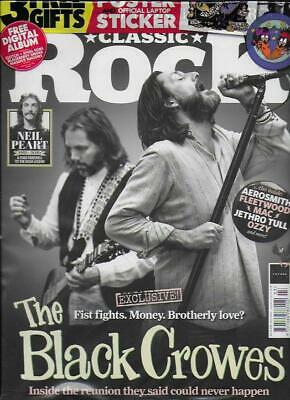 CLASSIC ROCK Mag-March 2020 *NEW Post included to UK/Europe/USA/Canada