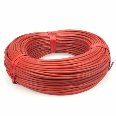 Underfloor Heating Cable System | Silicone Warm Carbon Fibre Wire | 12K 33ohm/m