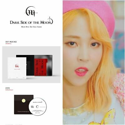 MAMAMOO MOONBYUL: DARK SIDE OF THE MOON* CD+Full Package Poster Album