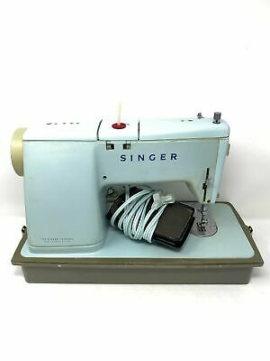 Singer Model 348 Sewing Machine/Embroidery/Serger w/ Case