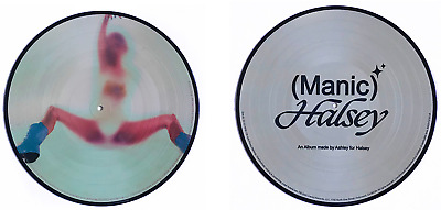 Halsey - Manic Exclusive Limited Spotify Fans First Picture Disc Vinyl LP
