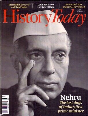 history today-MAY 2014-NEHRU.