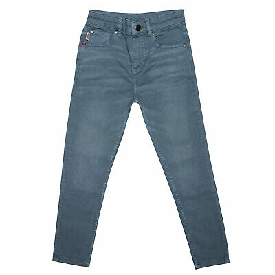 Infant Boys Franklin And Marshall Skinny Fit Jeans In Denim- Zip Fly- Skinny