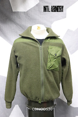 Canadian Forces Polar Fleece Sweater Size 6736 Canada Army Military
