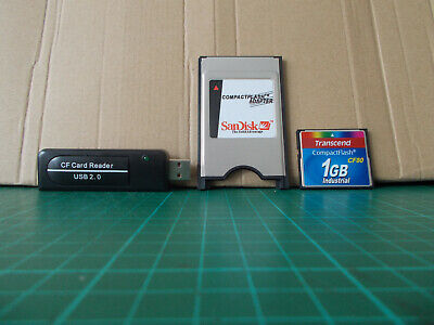 PCMCIA Media Adapter for Mercedes-Benz Support  CF Card