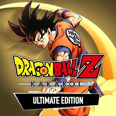 Dragon Ball Z Kakarot Ultimate Edition Pc - Steam - Offline Account + 60 Games