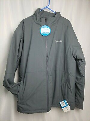 Columbia-Northern-Bound-Water-Resistant-Insulated-Jacket-Check Your Sz /& Color