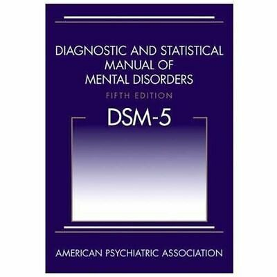 HARDCOVER DSM-5 Diagnostic and Statistical Manual of Mental Disorders Brand NEW