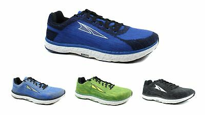 Altra Mens Escalante Blue/Gray Running Shoes Size 7