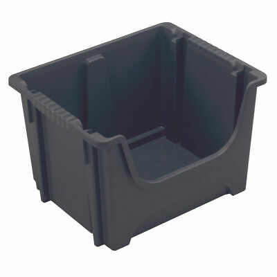 NEW! VFM Dark Grey Picking Containers 50 Litre Pack of 3 382592