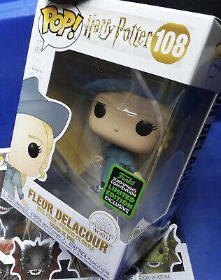 Fleur Delacour - Harry Potter Funko Pop 2020 ECCC Exclusive Shared Preorder