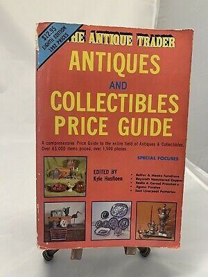 The Antique Trader Antiques And Collectibles Price Guide 8th Edition