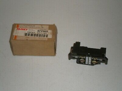 New! Husky 072989 Sprecher & Schuh 22.105.154-02 Auxiliary Contact Block