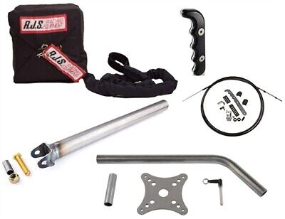 Pack Mount Te JEGS 1200K Parachute Bracket /& Cable Kit Made in the USA Includes
