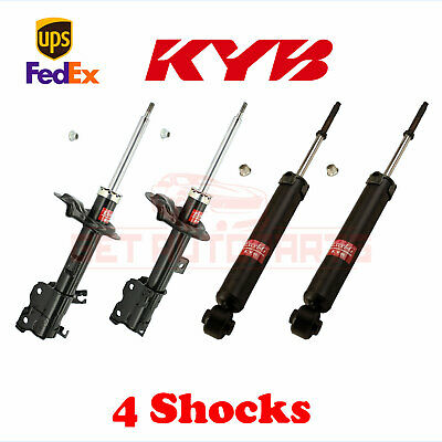 Set Of 2 Front Strut Assembly KYB Excel-G for Nissan Murano
