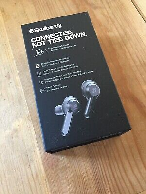 Skullcandy Indy True Wireless Earbuds Black New And Unopened