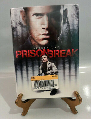 Prison Break First Season DVD Set Wentworth Miller Dominic Purcell NEW