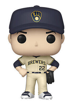 Christian Yelich Milwaukee Brewers - MLB Funko Pop Preorder