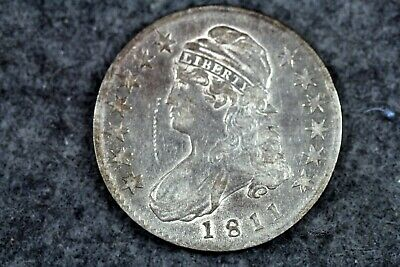ESTATE FIND 1811 - Capped Bust Half Dollar!! #J03809