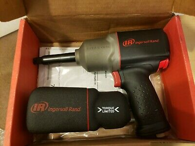 """Ingersoll Rand impact extended 1/2"""" drive anvil 2350xptl-2 torque RPM max 10,000"""