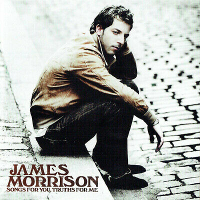 James Morrison – Songs For You, Truths For Me CD SEALED (17)