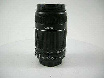 Canon EF-S 55-250mm F/4-5.6 II IS Lens