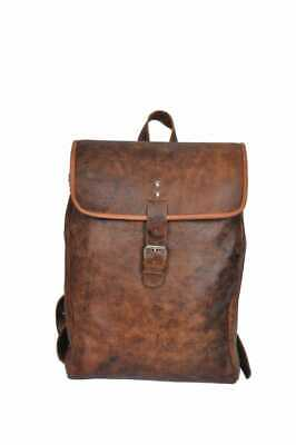 Hand-Made Leather Bag, Leather Backpack, MacBook Backpack, Large Leather Bag,
