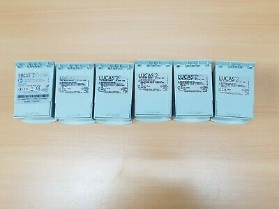 6x Physio-Control Lucas 2 Rechargeable Battery forchest compression system