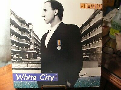 PETE TOWNSHEND Lot 5 LPs Who First Empty Glass Rough Mix Chinese Eyes White City