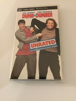 PSP UMD Dumb and Dumber Complete in Box