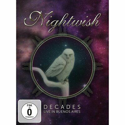 Nightwish - Decades: Live In Buenos Aires DVD NEU/OVP