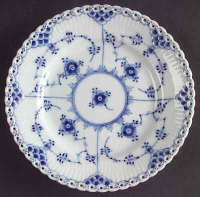 Royal Copenhagen BLUE FLUTED FULL LACE Bread & Butter Plate 6455100