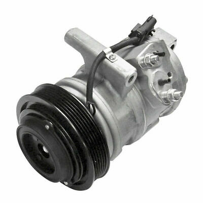 1 Year Warranty R97333 AC Compressor Fits Chrysler 300 Magnum Charger