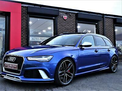 2015 Audi RS6 Avant 4.0 TFSI ( 560ps ) quattro BLUE AUDI WARRANTY