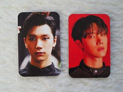 EXO Ten - SuperM We Are The Future Tour Card Set - Photocard New